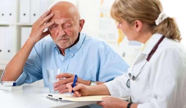 اعراض مرض الخرف