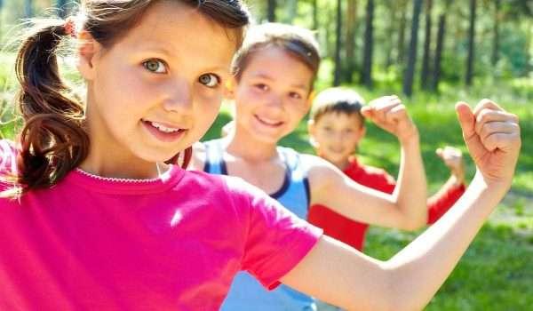 تقوية مناعة الاطفال أو تقوية المناعة عند الاطفال