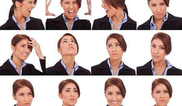قراءة لغة الجسد لغة الوجه حركات الوجه