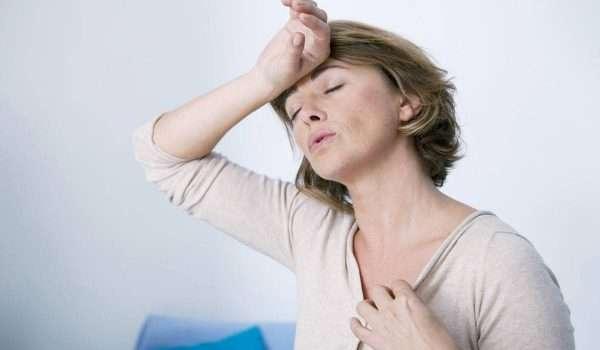 اعراض سن اليأس