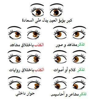 قراءة لغة الجسد لغة العيون لغة الجسد في الحب