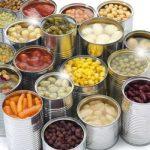 اضرار المعلبات الغذائية