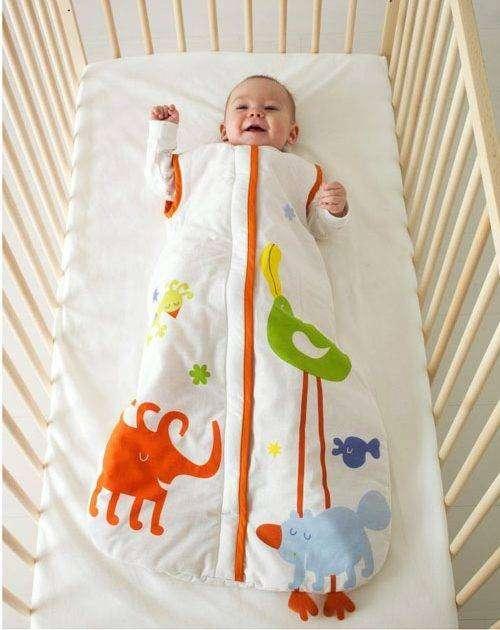 مستلزمات المولود الجديد كيس النوم للأطفال بطانية نوم للاطفال