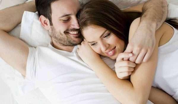 وضعيات نوم الزوجين