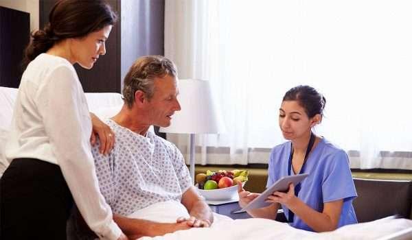 مشاكل المستشفيات