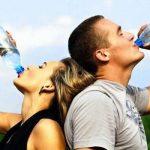 اعادة استخدام زجاجة المياه البلاستيكية