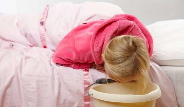 دواء علاج القيء عند الاطفال