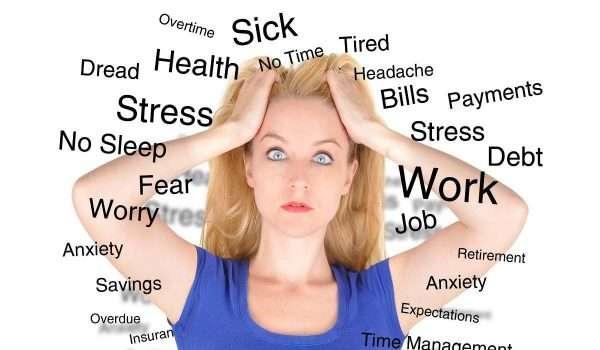 علاج التوتر العصبي