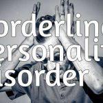 مرض الشخصية الحدية