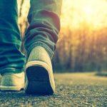 المشي البطئ