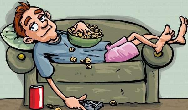 حرق الدهون بدون رياضة