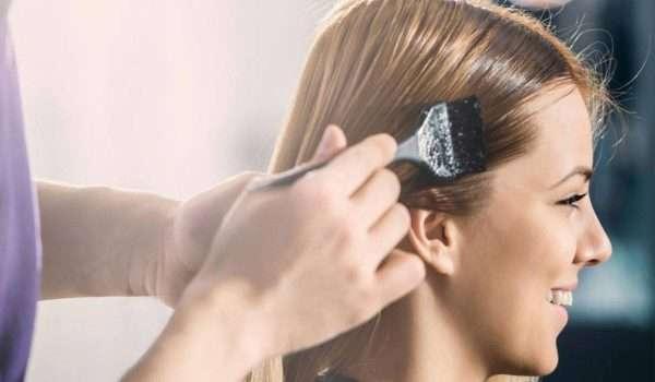 صبغات شعر طبيعية