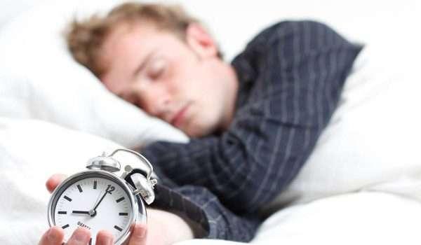 النوم بعمق