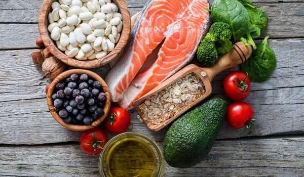 نظام غذائي لمرضى القلب