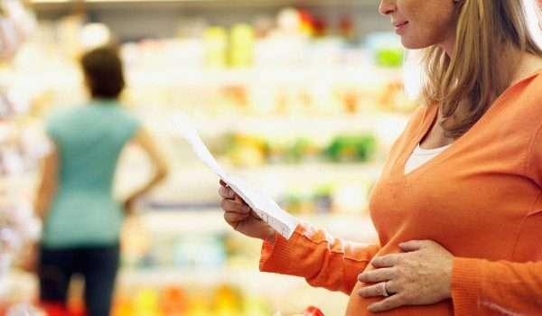 التسمم الغذائي للحامل