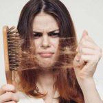 سبب تساقط الشعر