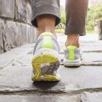 المشي السريع
