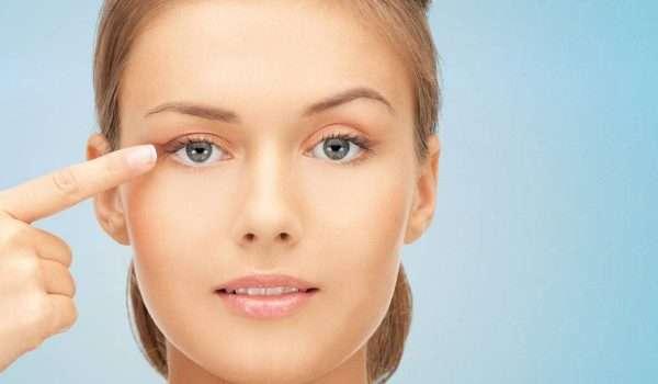 عملية توسيع العيون أو تكبير العيون