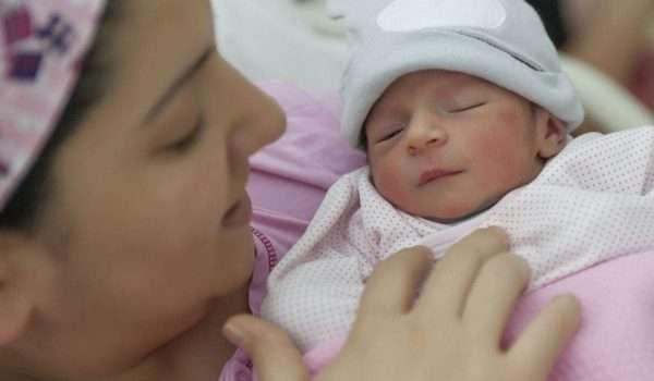 خياطة تجميلية بعد الولادة