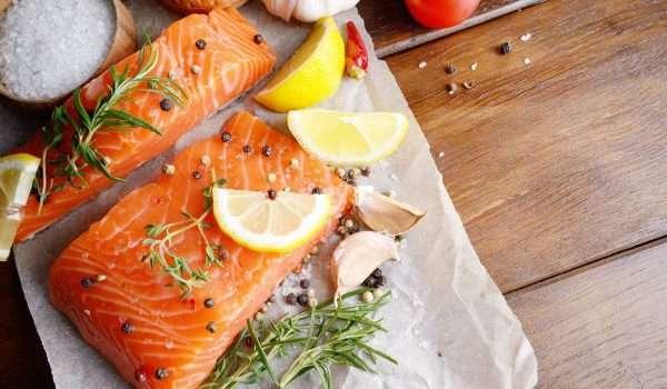 فوائد اكل السمك