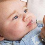 علامات الجفاف عند الاطفال