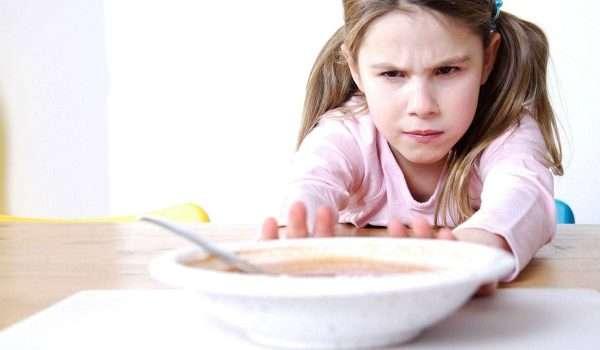 فقدان الشهية عند الاطفال