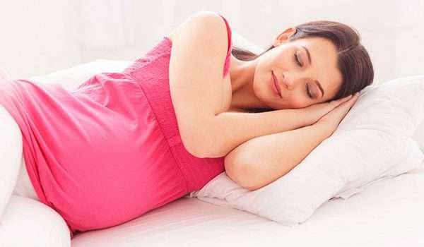 الحمل في الشهر الثالث