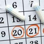 اسباب تقدم الدورة الشهرية