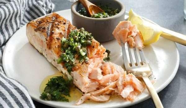 افضل نوع سمك للرجيم