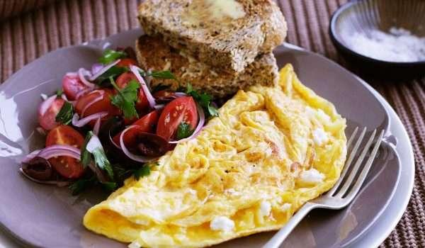 السعرات الحرارية في البيض