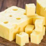 السعرات الحرارية في الجبنة الرومي