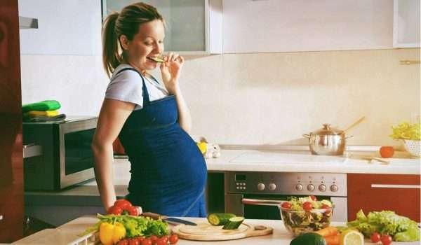 غذاء الحامل
