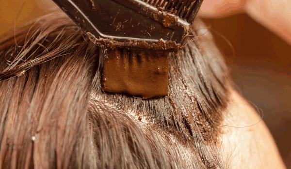 حنة فرد الشعر