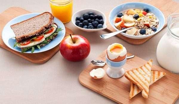 فطور رجيم