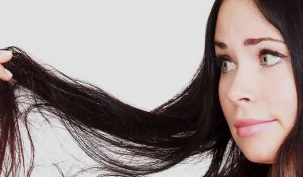 علاج الشعر الدهني