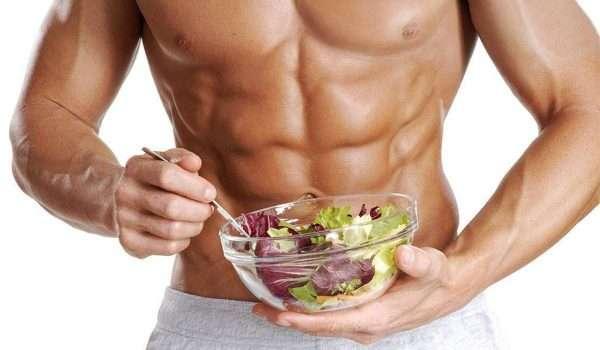 افضل نظام غذائي لكمال الاجسام