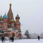 طقس روسيا أو كأس العالم 2018