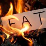 حرق الدهون