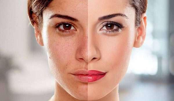 كيفية تبييض الوجه