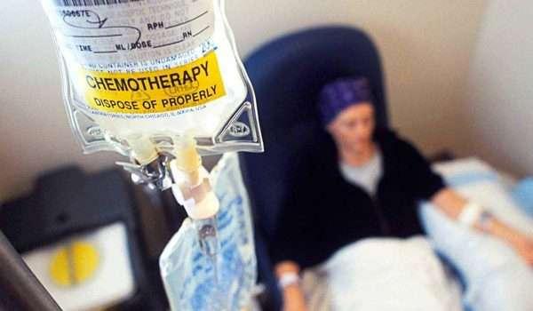 العلاج الكيماوي لسرطان الثدي