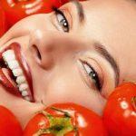 ماسك الطماطم