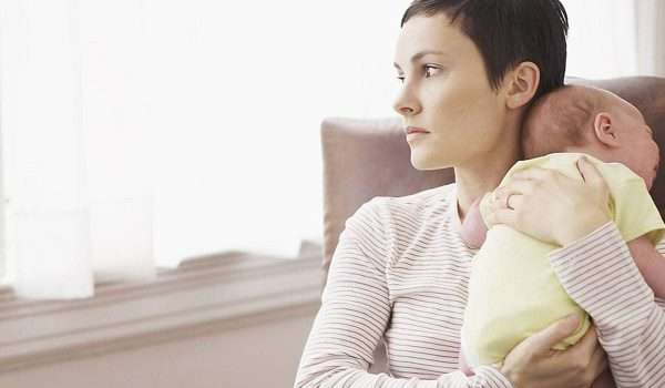 الدورة الشهرية بعد الولادة