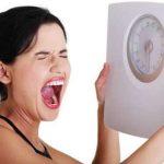 اسباب عدم نزول الوزن