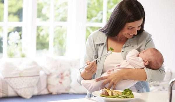 هل الرجيم يؤثر على الرضاعة
