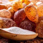 الصمغ العربي لعلاج السكر
