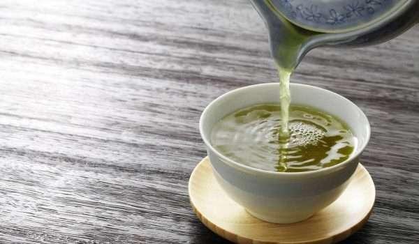 فوائد الشاي الاخضر بعد الاكل