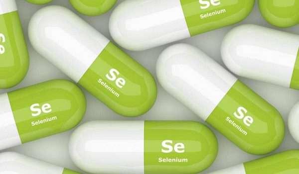 فيتامين سيلينيوم