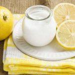 فوائد الزبادى والليمون للتخسيس