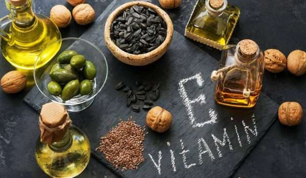 اعراض نقص فيتامين e