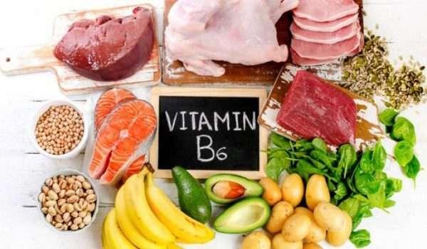 فيتامين ب6 أو البيريدوكسين